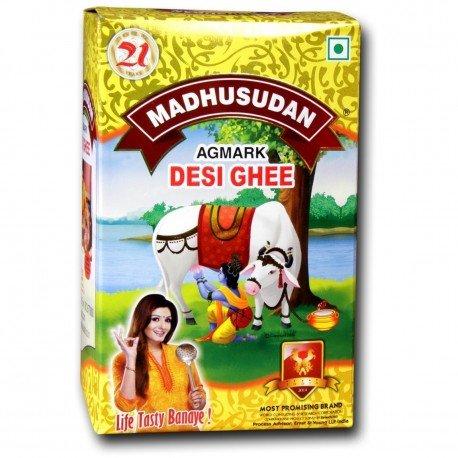Madhusudan Desi Ghee