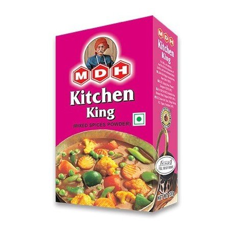 M.D.H. Kitchen King